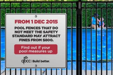 Big Fines For Non-Compliant Pool Safety Fencing